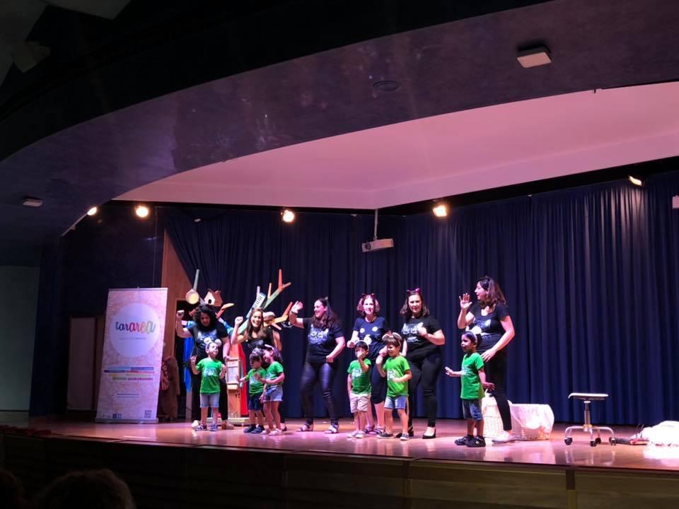 I Festival Final de Curso Musizón