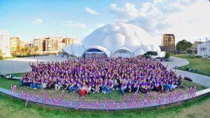 Foto de grupo VI Congreso Con Euterpe, Valladolid